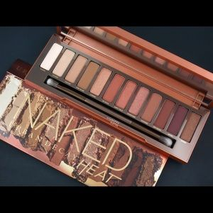 NEW Naked Heat 3 Palette Eyeshadow urban decay